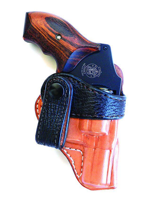 Garrity Gunleather IWB Standard Holster