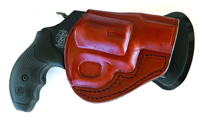 Tagua Gunleather Paddle Holster