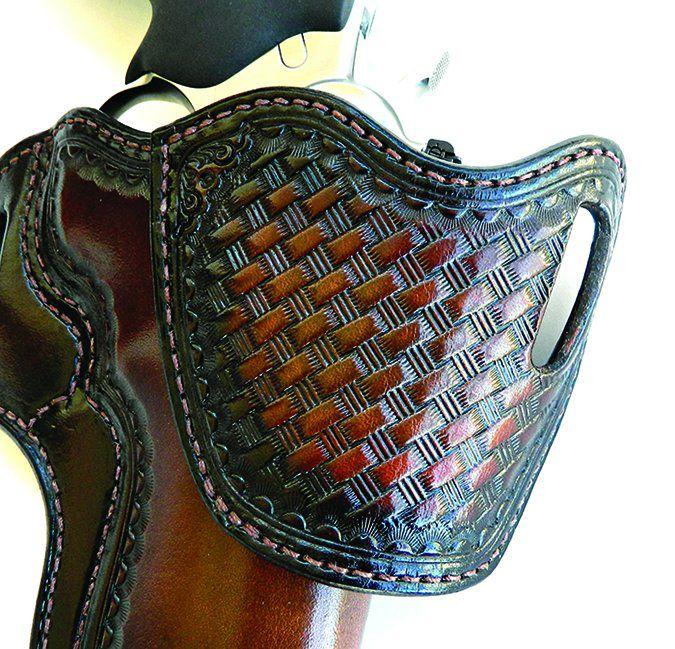 Jeffrey Custom Leather R1 Ranger