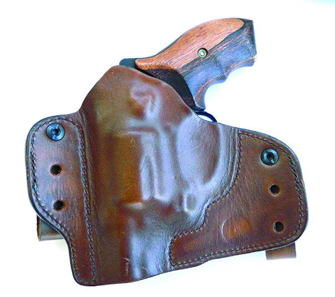 Wright Leather Works Banshee IWB