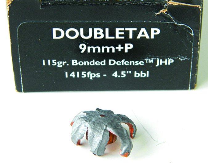 DoubleTap 115-grain 1340 fps load