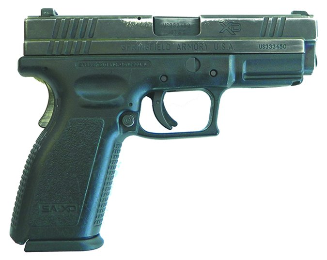 Springfield Armory XD9113HCSP06 XD Service 4-Inch 357 SIG