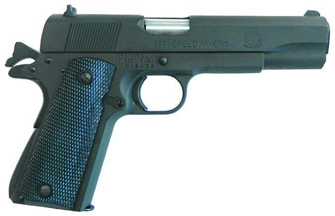 Springfield Armory 1911 Mil-Spec 38 Super