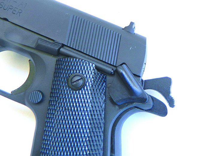 Springfield Armory 1911 Mil-Spec 38 Super