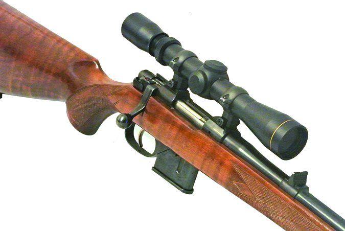 CZ 527 Carbine in 7.62x39mm