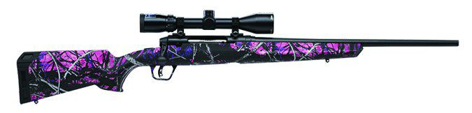 Savage Axis II Compact Muddy Girl 22230 243 Winchester