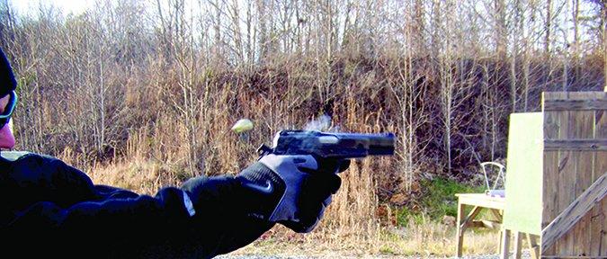 handgun magazine testing