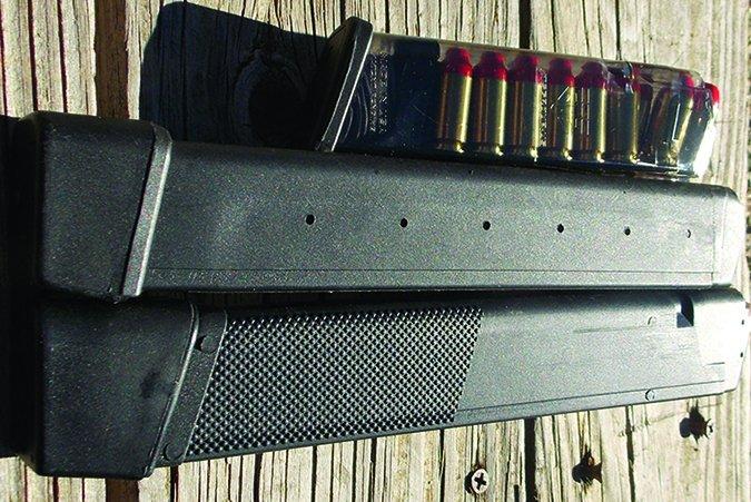 40 S&W Glock aftermarket magazines