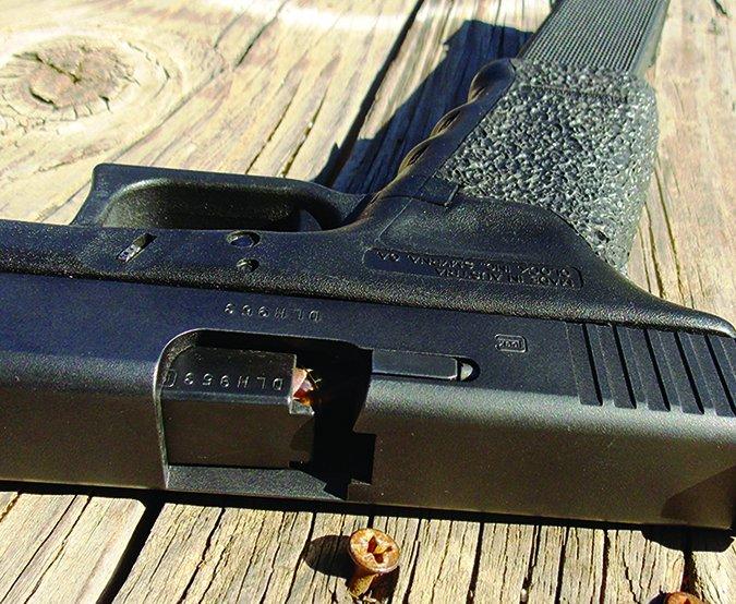 KNS 40-caliber magazine