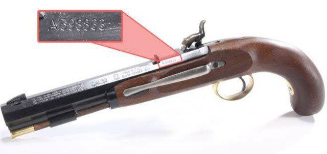 lyman black powder pistol recall