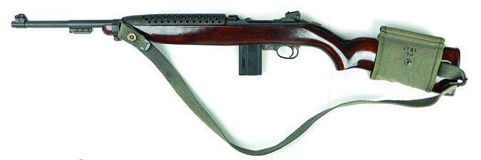 Israeli Arms International M1 Carbine chambered in 30 Carbine