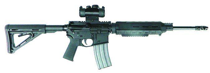 AR-15 Self Build 5.56 NATO/223 Rem.