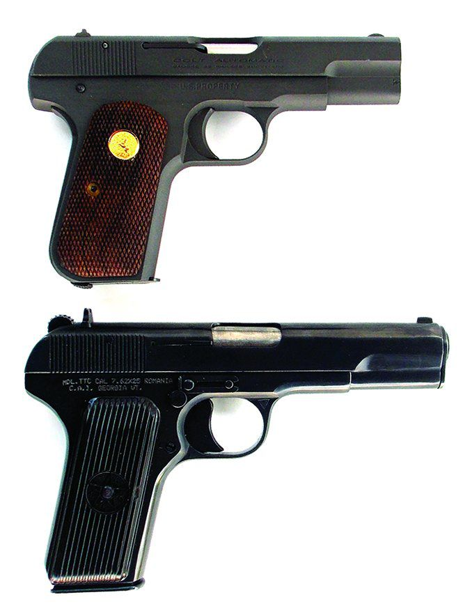 reliable handguns