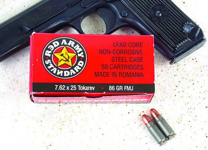red army rounds