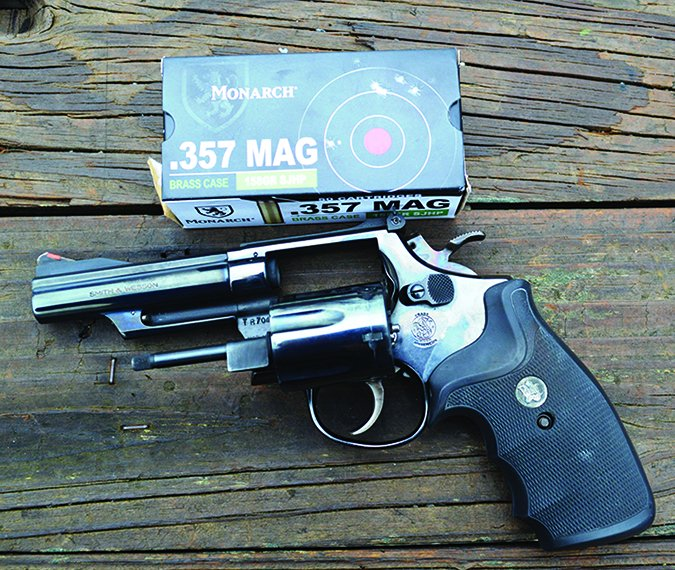 Monarch brand 357 Magnum load