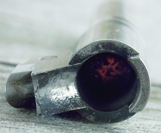 230-grain FMJ bullet