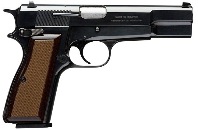 browning hi power standard