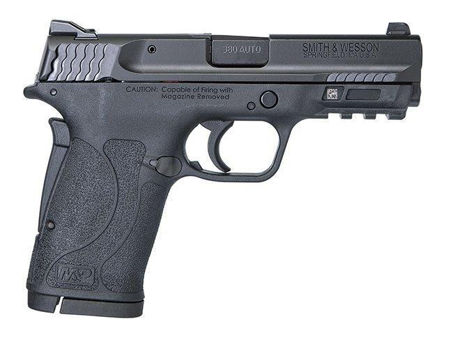 smith & wesson m&p380 ez pistol