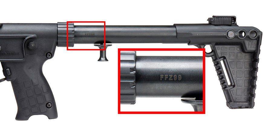 keltec sub2000 recall