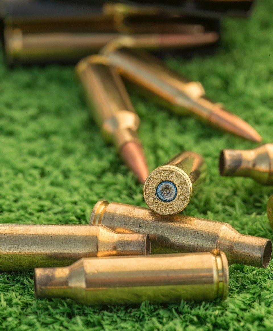 224 valkyrie cartridges