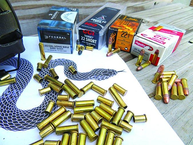 22 rimfire revolver ammo