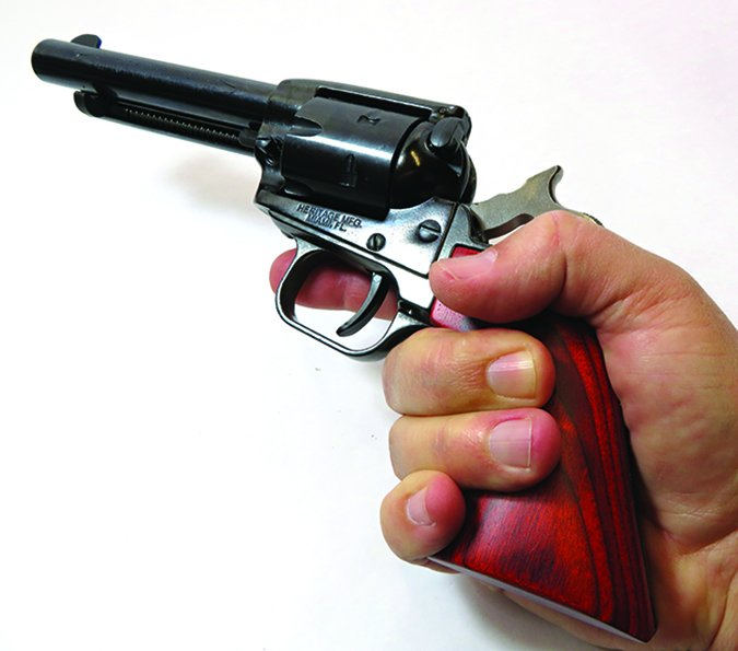Heritage Mfg. Small Bore Revolver Model RR22B4 22 LR