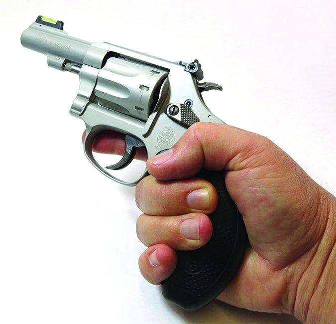 Smith & Wesson Model 317-3 Kit Gun 22 LR