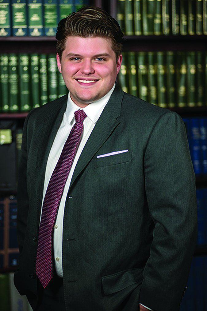 attorney gordon cooper