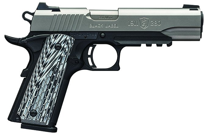 browning black label 1911-380