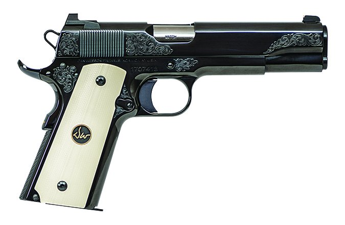 Dan Wesson 50th Anniversary 1911