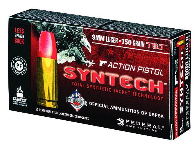 Federal Premium American Eagle Syntech loads