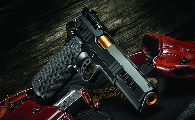 Nighthawk Custom Firearms 6-inch Echelon 1911