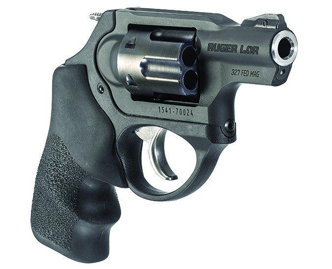 ruger Federal Magnum LCR