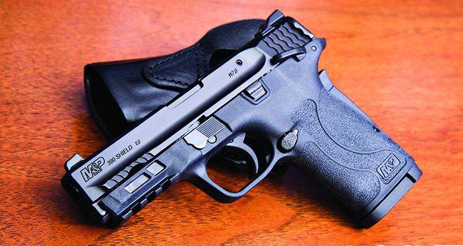 Smith & Wesson M&P380 Shield EZ pistol