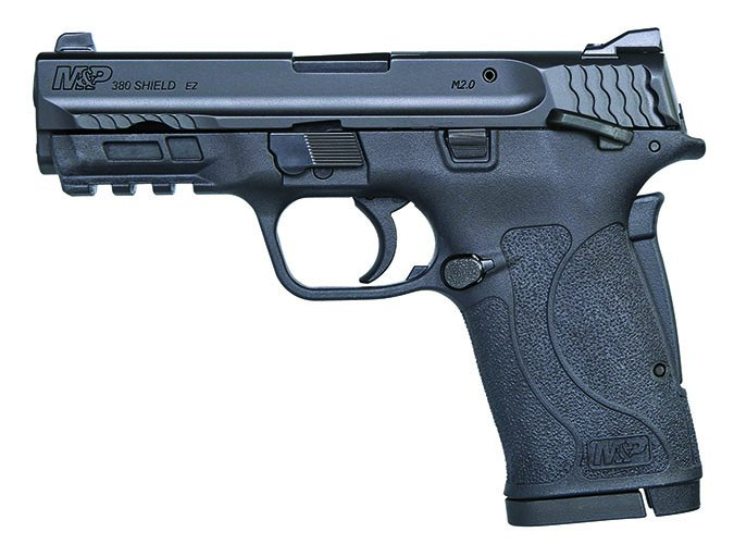 smith wesson ez shield