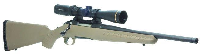 ruger bolt action rifle