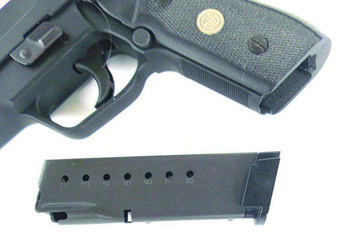 SIG SAUER P225-A1 NITRON 225A-9-BSS-C 9MM LUGER
