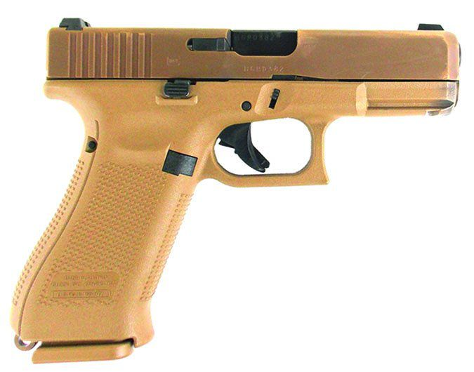 GLOCK G19X G5 PX1950703 9MM LUGER