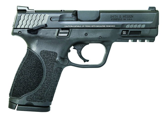 SMITH & WESSON M&P9 M2.0 COMPACT NO. 11686 9MM LUGER