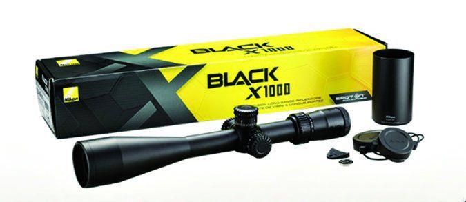 Nikon Black X1000 6-24x50SF