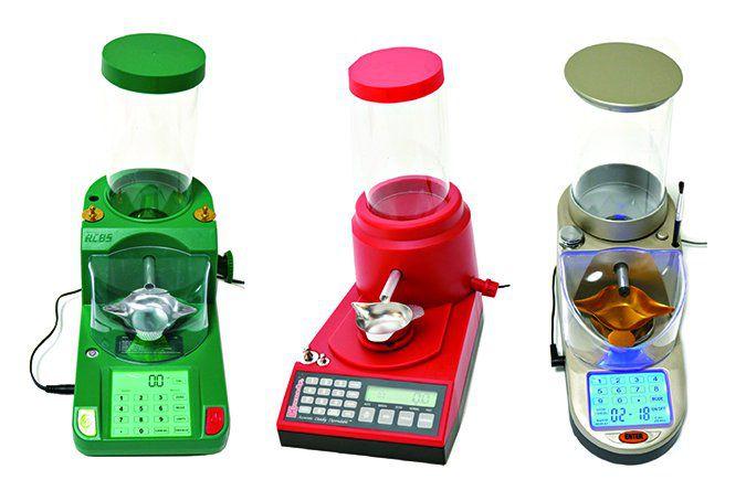 automatic powder dispensers