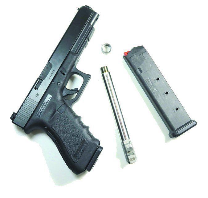 Glock G35 Gen3 40 S&W