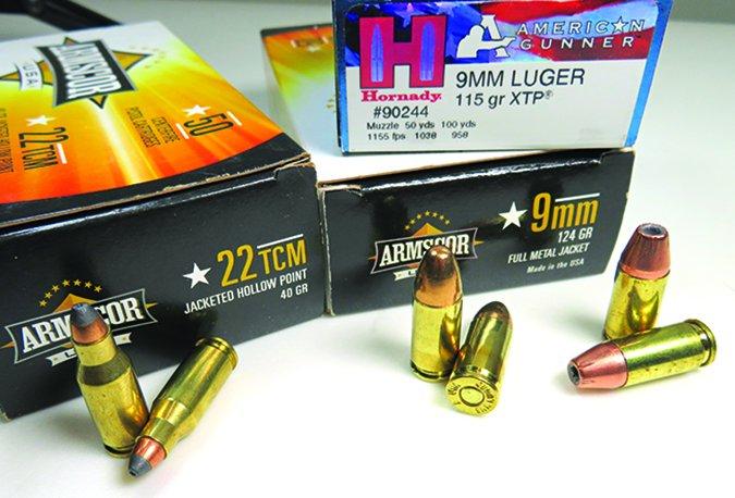 gun ammo
