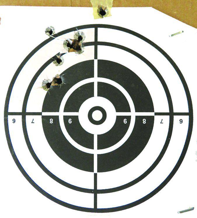 bullet patterns