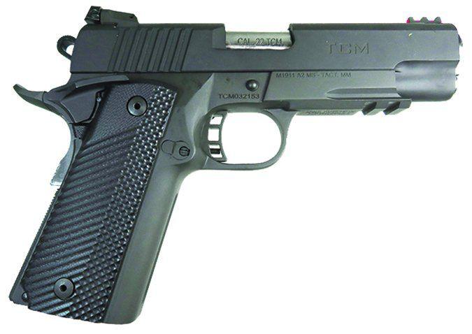 Rock Island Armory TCM TAC Ultra MS HC No. 51943 9mm Luger/22 TCM
