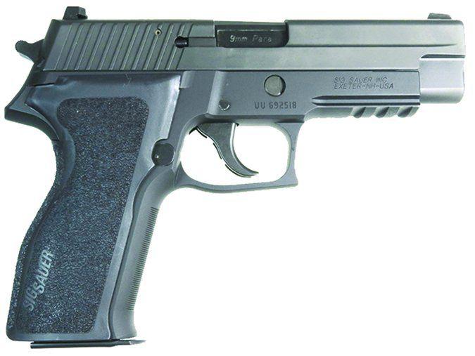 SIG Sauer P226 Nitron No. E26R-9-BSS 9mm Luger