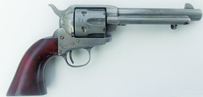 Uberti 1873 Cattleman Old West No. 355131 45 Colt