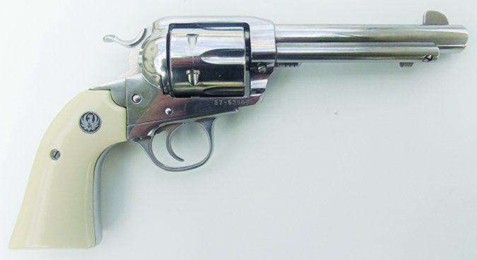 Ruger Vaquero Bisley No. 5129 45 Colt