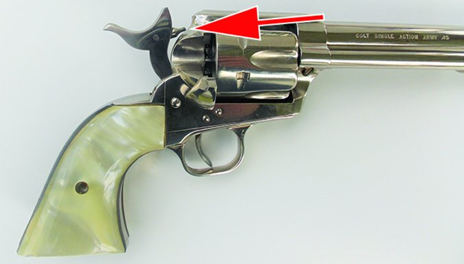 Colt Single Action Army Second Generation 45 Colt