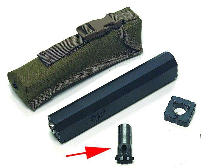 rifle suppressor